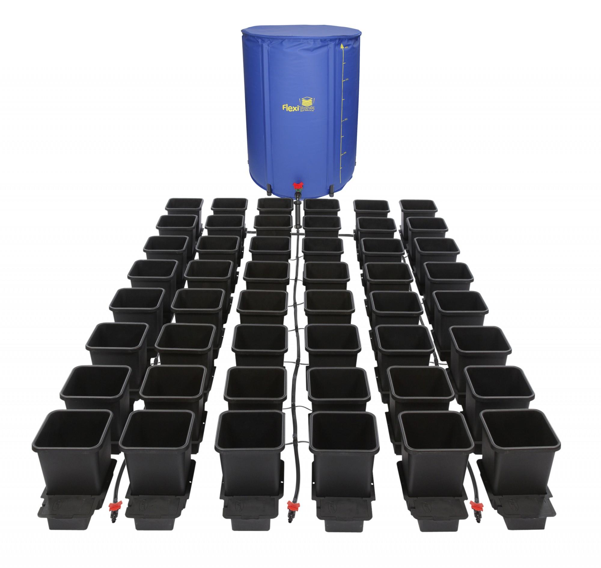 Autopot 1Pot systém 48 květníků vč. 400L Flexitank