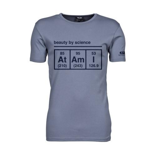 Atami pánské tričko - Beauty by Science Flint Stone L
