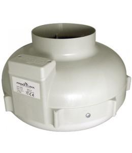 Ventilátor Prima Klima 125mm, 400 m³/h - 1-rychlostní