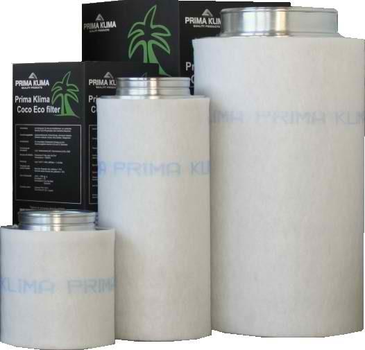 Prima Klima ECO filter K2604 200mm, 1000m3/h