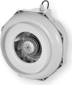 Can-Fan RKW 160L (810 m³/hod, ⌀160 mm, termostat)