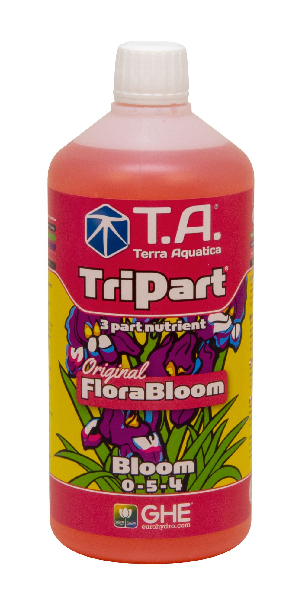 GHE FloraBloom 1L (TriPart Bloom)