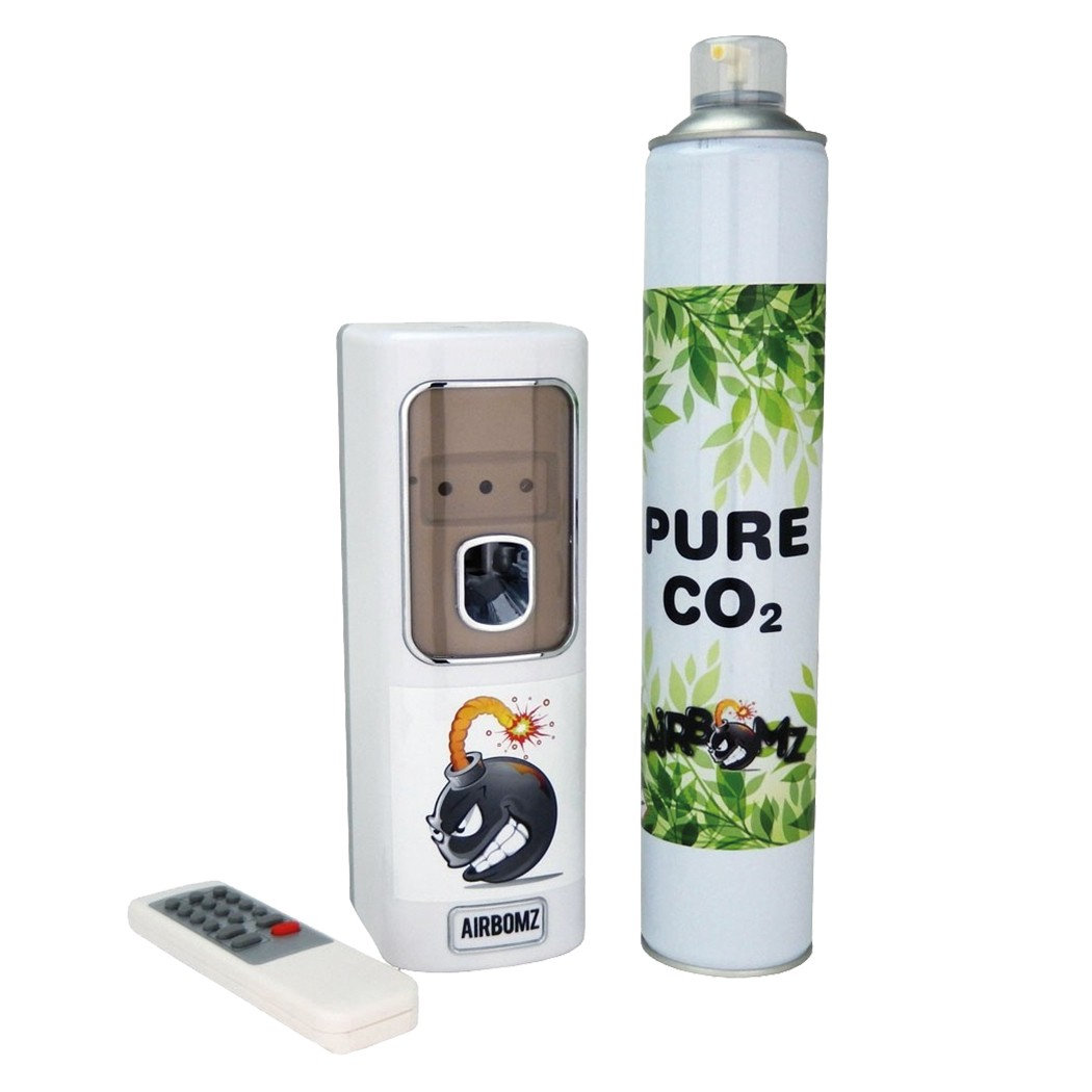 Airbomz CO2 Dispenser se senzorem + náplň 1000ml