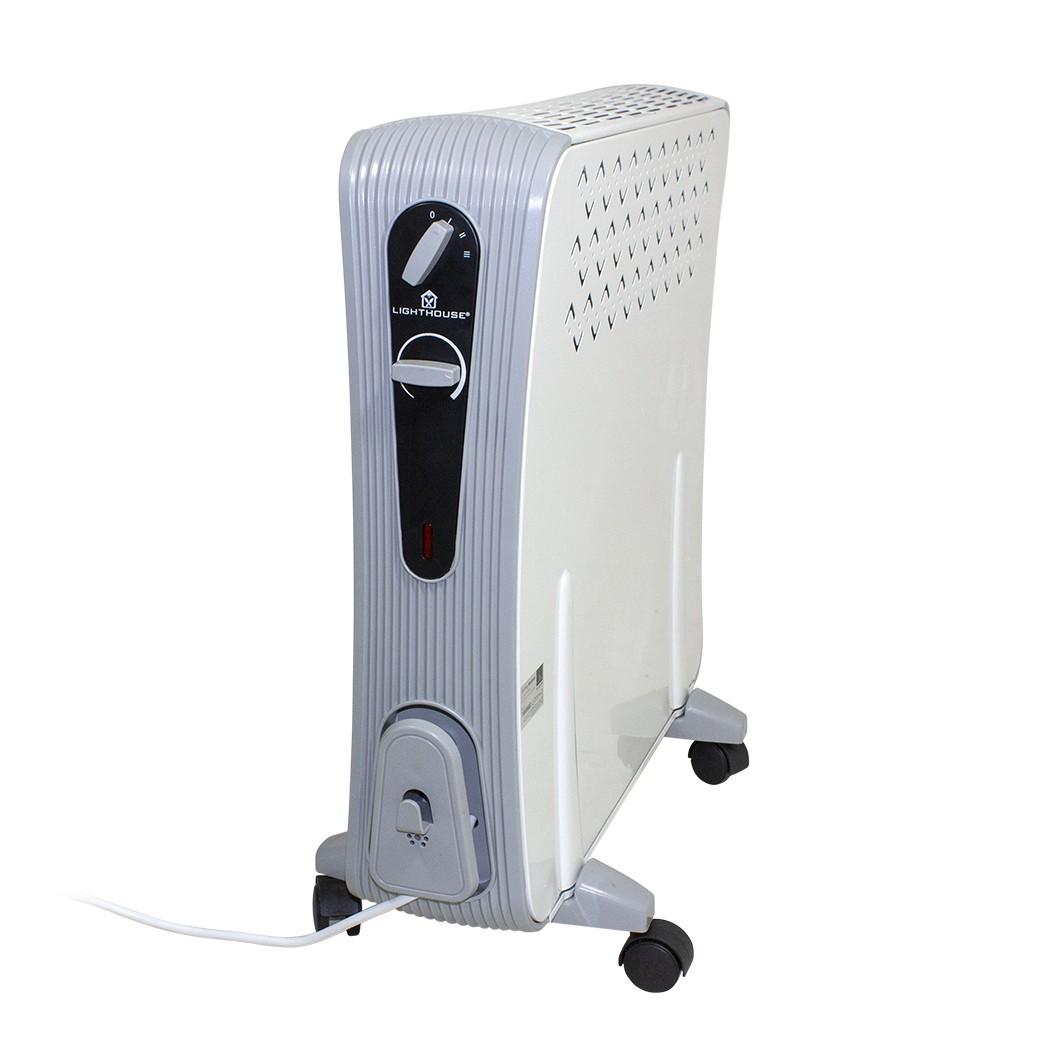 LightHouse radiátor bez oleje 2500W