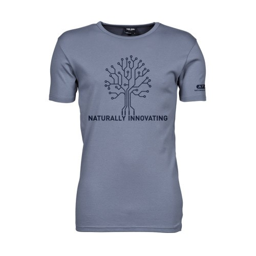 Atami pánské tričko - Naturally Innovating Flint Stone M