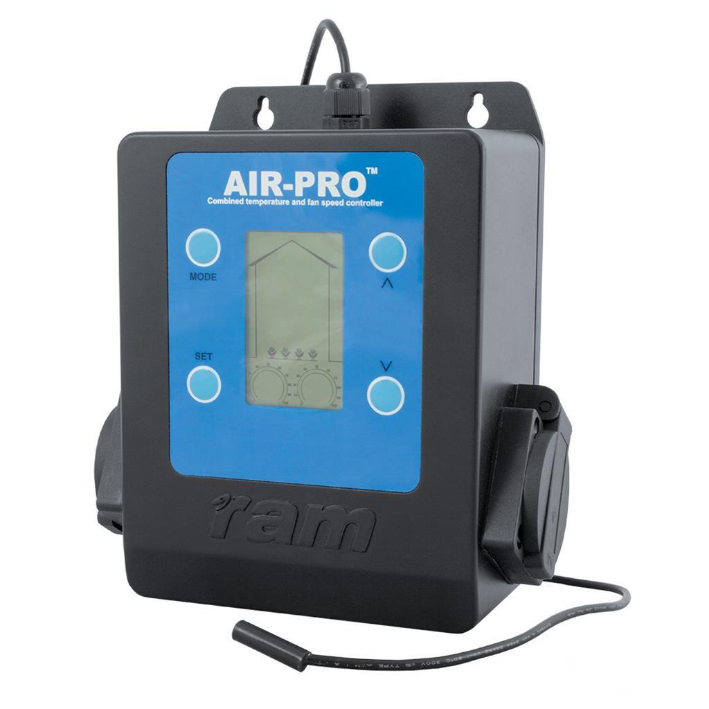 RAM AIR-PRO II - regulátor otáček 2x 7A