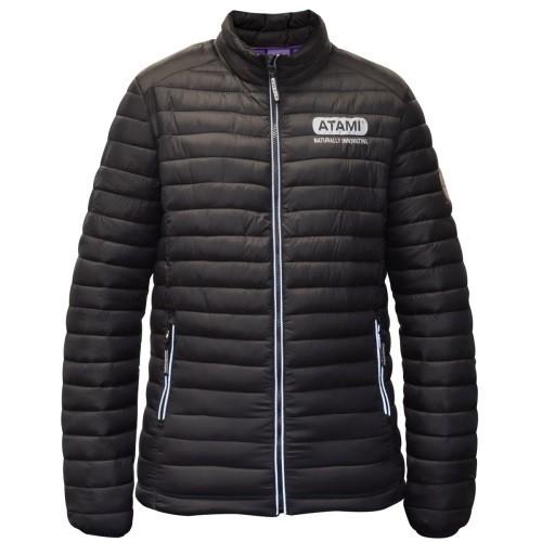 Atami bunda černá s logem, velikost XXL