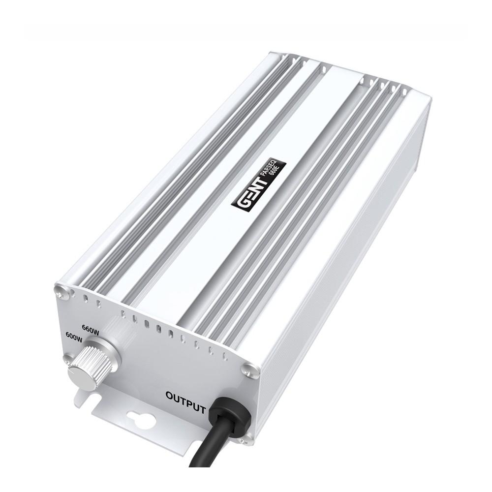 GENT Parseq 250-660W Gen.2 kompaktní digitální předřadník
