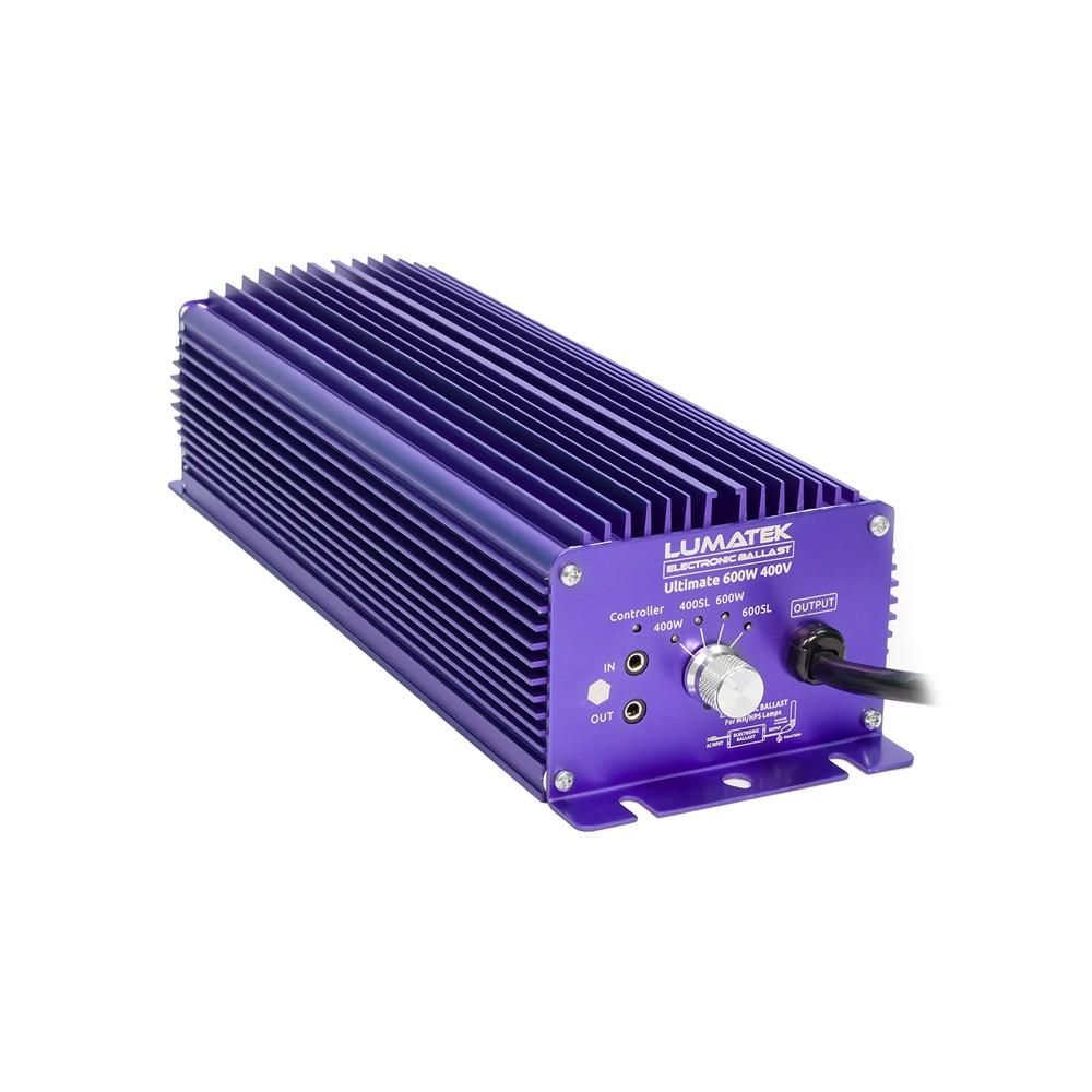 Lumatek Ultimate Pro 600W předřadník (400V) - Controllable