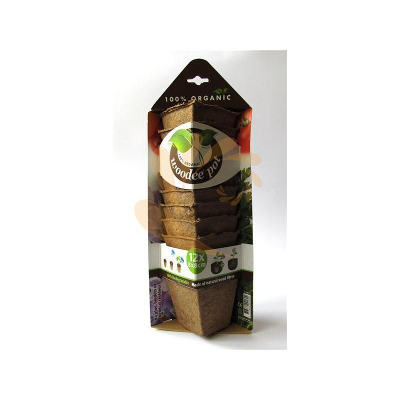 HGA Garden Woodee Pot 12