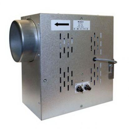 KSAu 315mm/2140m3 ventilátor s regulací