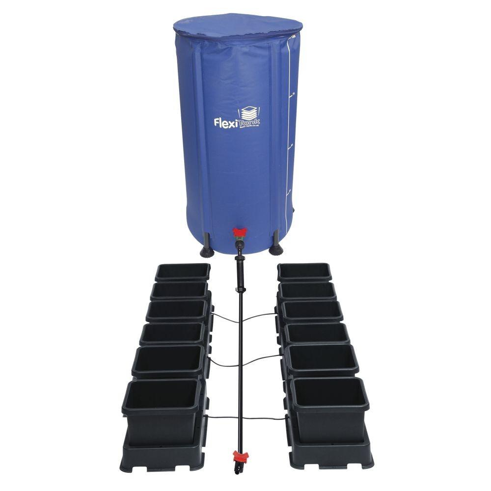 Autopot Easy2grow 12 květníků vč. 100L Flexitank