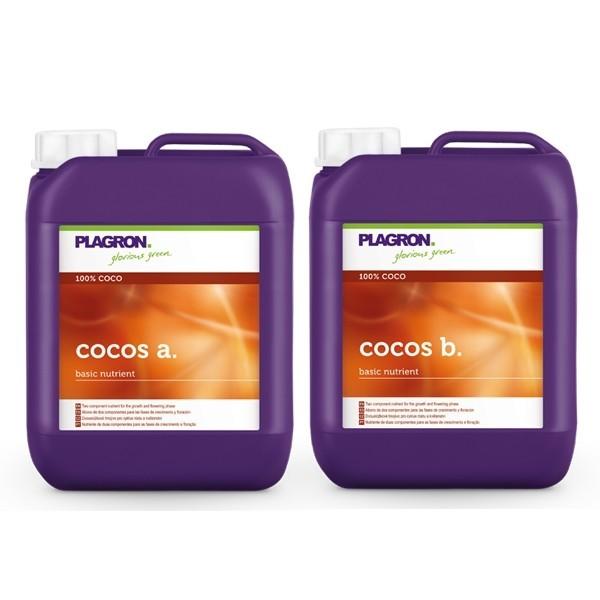 Plagron Cocos (A+B) 10 l