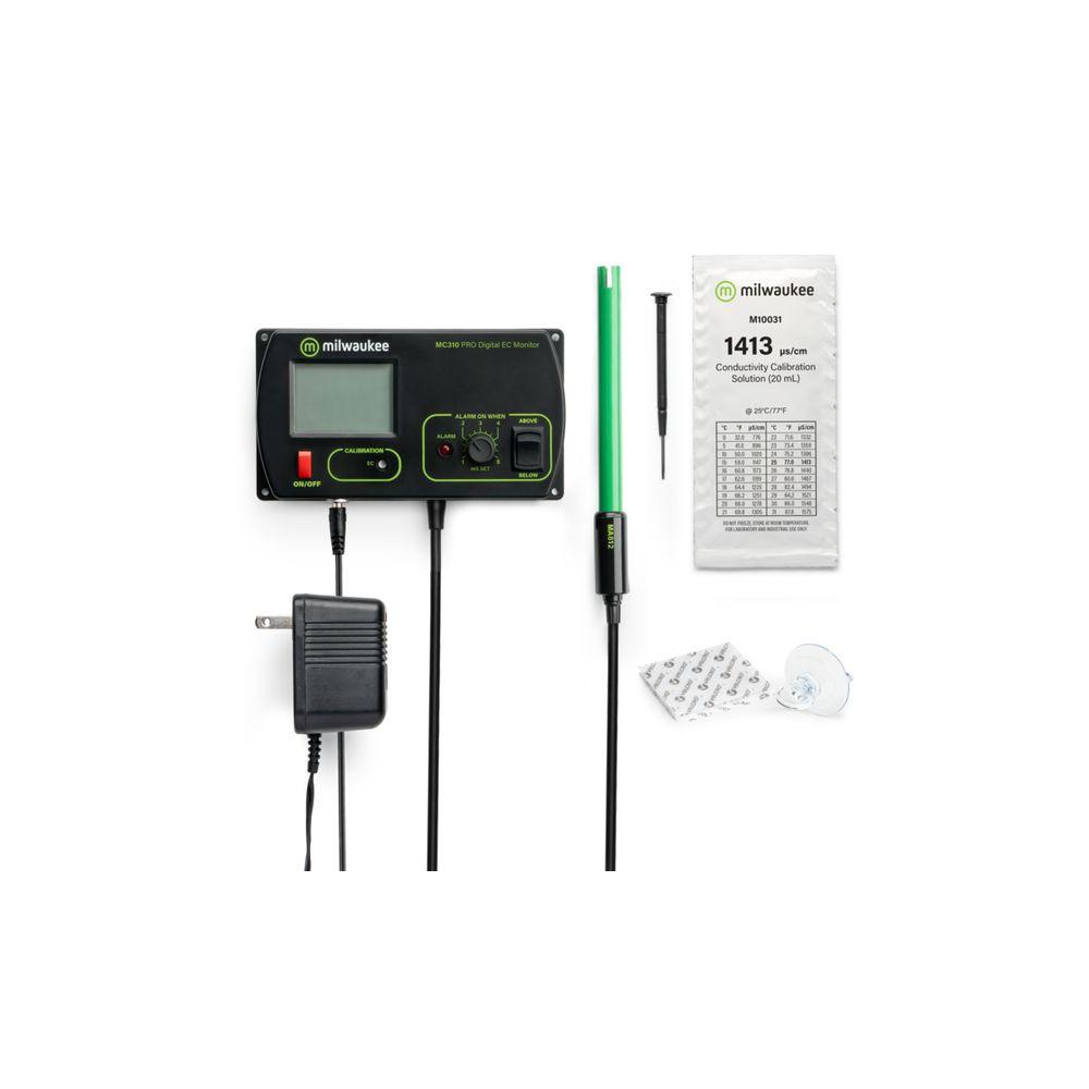 Milwaukee MC310, EC monitor