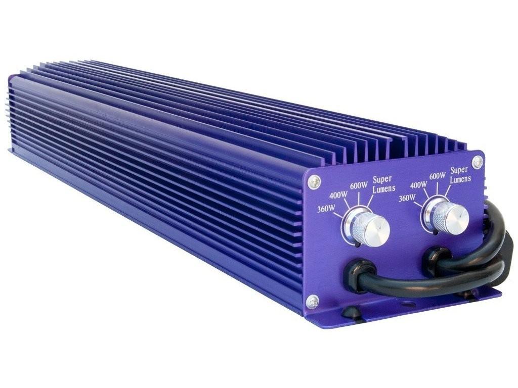 Lumatek Twin digitální předřadník 600W, 240V