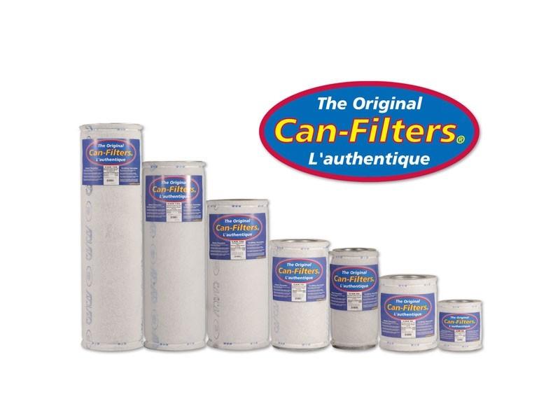 Filtr Can Original 700-900 m3/h - příruba 160mm