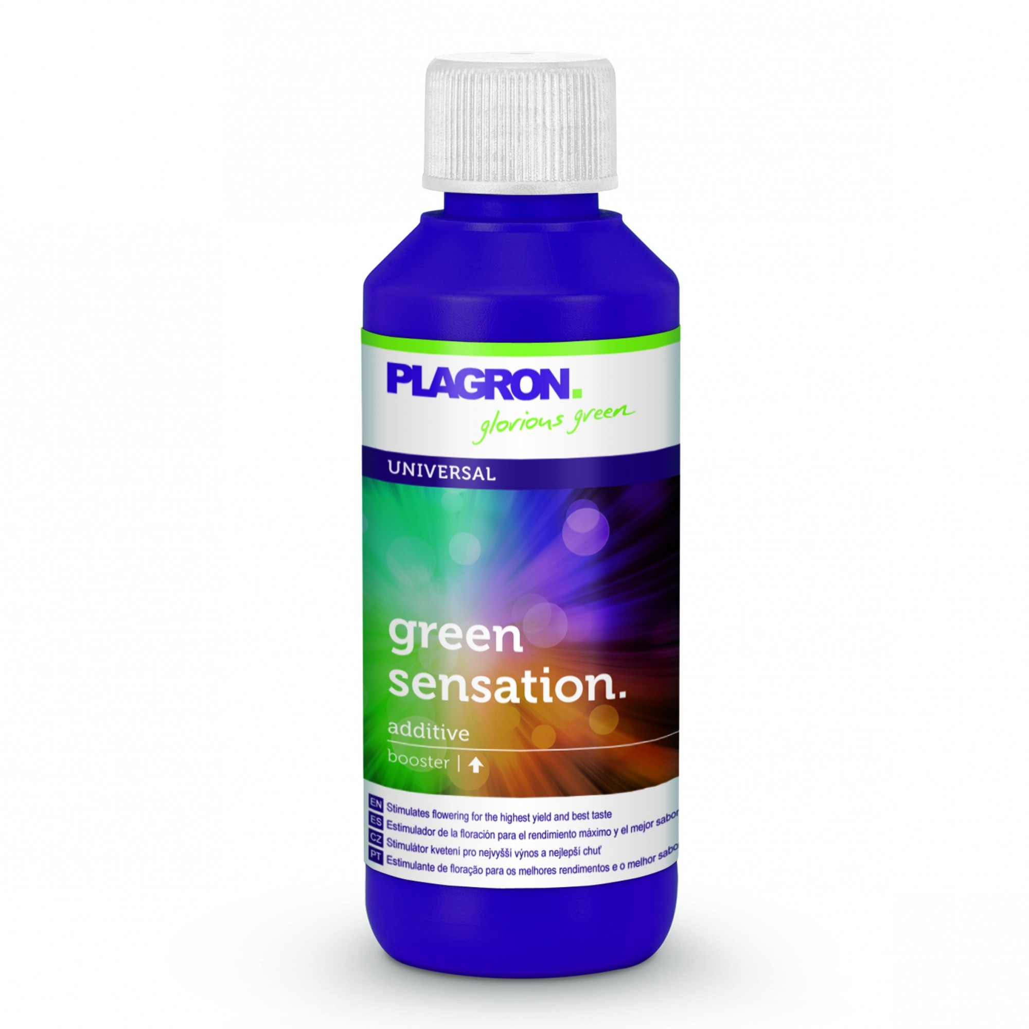 Plagron Green Sensation 0,1 l