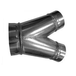 Kalhotový kus 100-100-125 mm