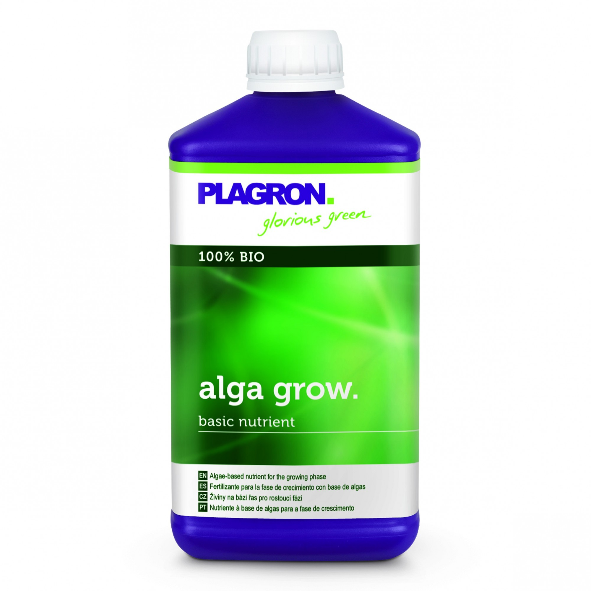 Plagron Alga Grow 0,5 l - růstové hnojivo