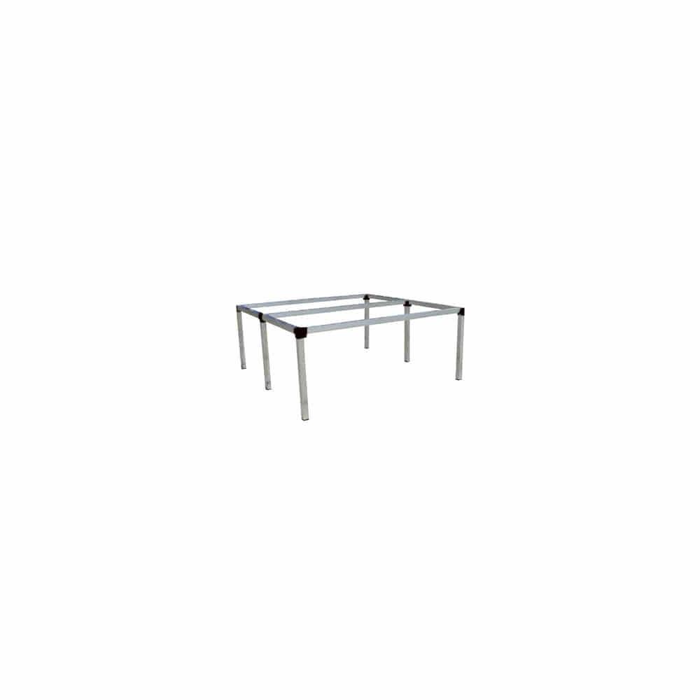 URBAN - Hliníkový rám pod pěstební stůl 1x1 m