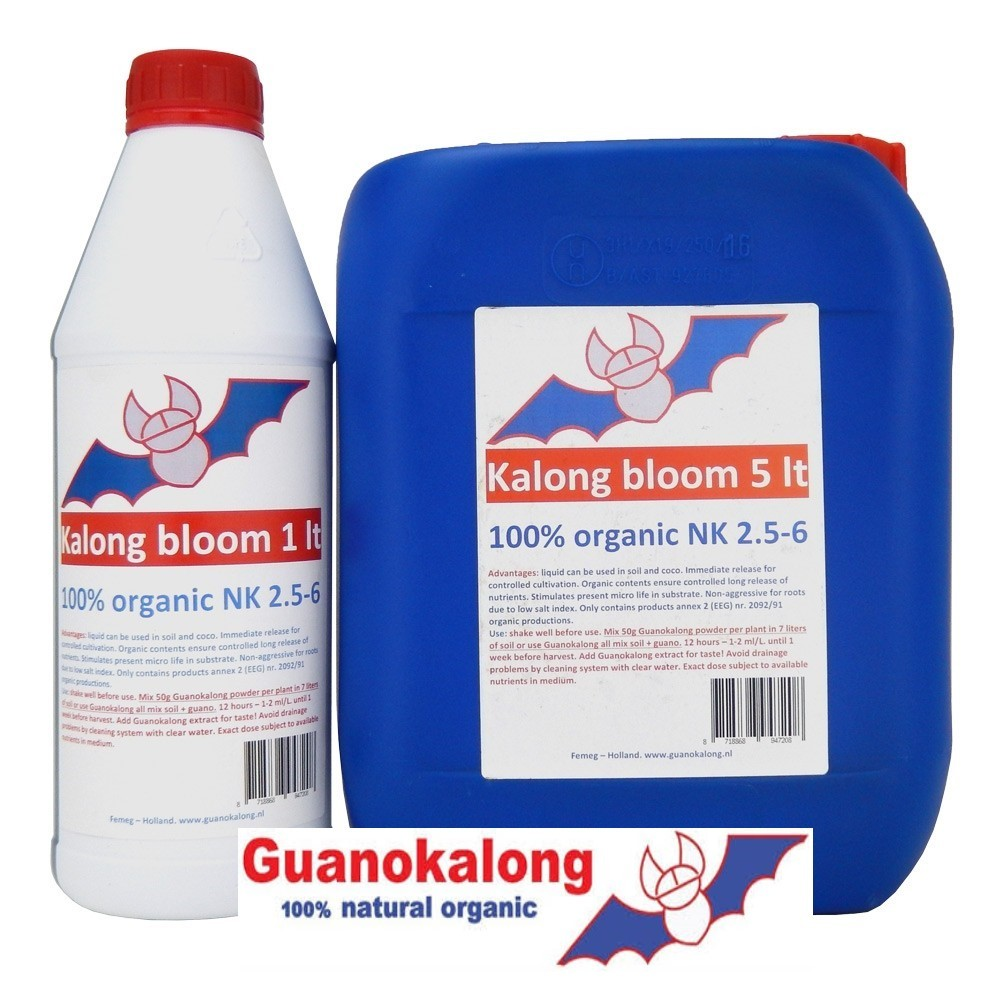 Kalong Bloom organic 1 l