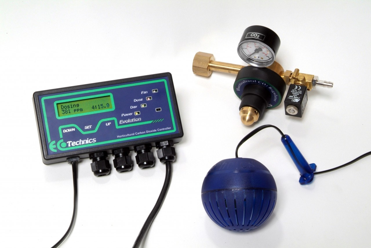 Ecotechnics Evolution CO2 Controller kit