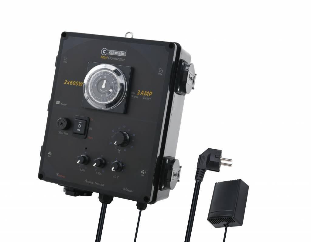 CLI-MATE Mini-Controller 2x600W, 3A