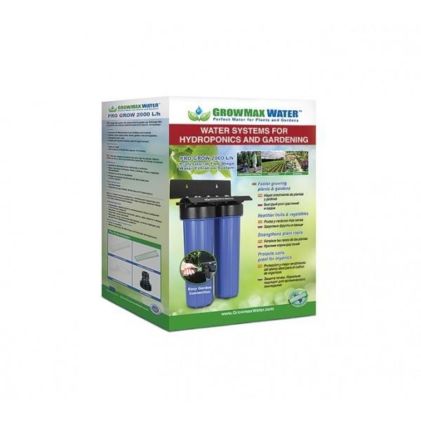 GrowMax Water Vodní uhlíkový filtr Pro Grow 2000 l/h