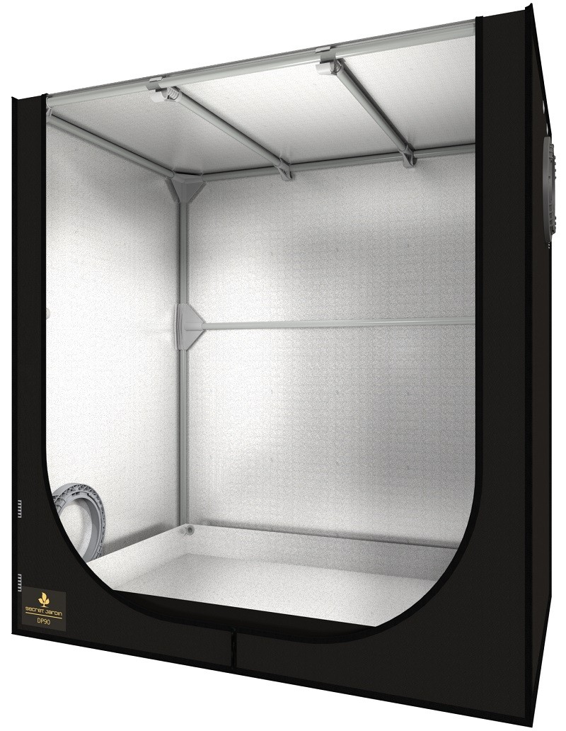 Secret Jardin Dark Propagator (90x60x98 cm) rev. 4.0