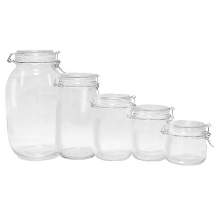 Uzavíratelná sklenice 3000ml (ukončen prodej)