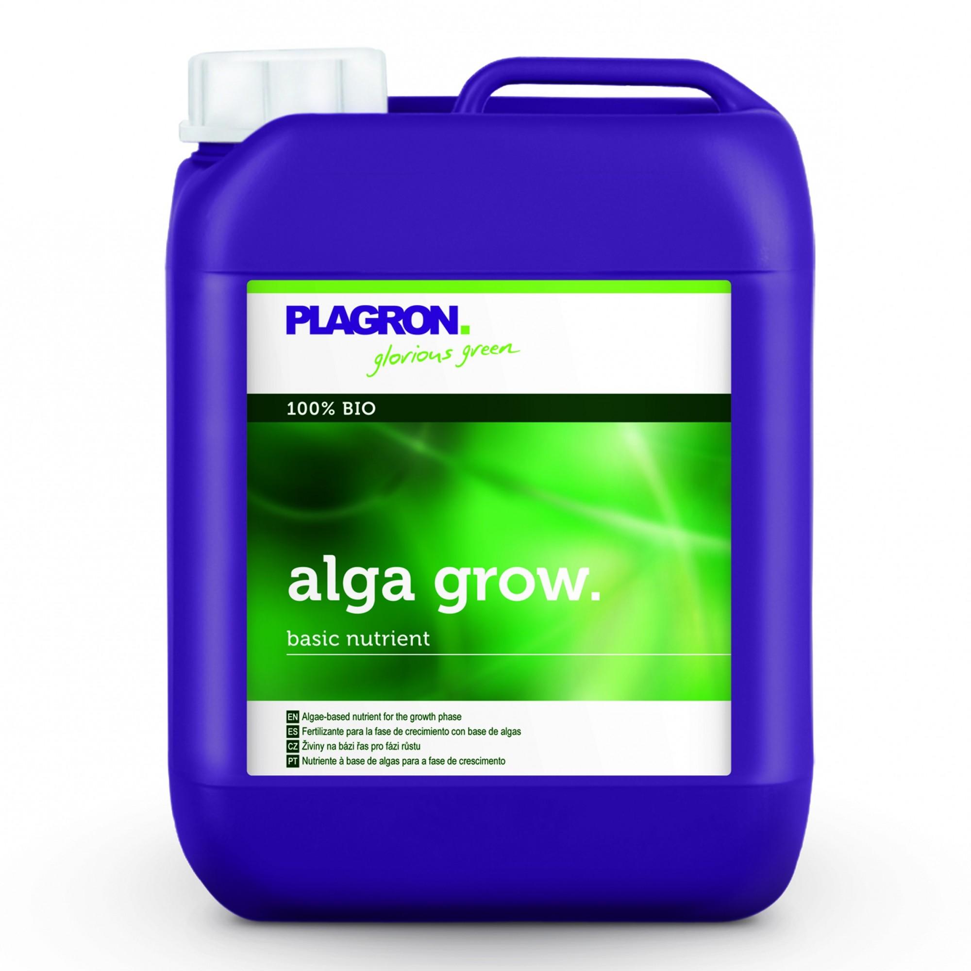 Plagron Alga Grow 5 l - růstové hnojivo