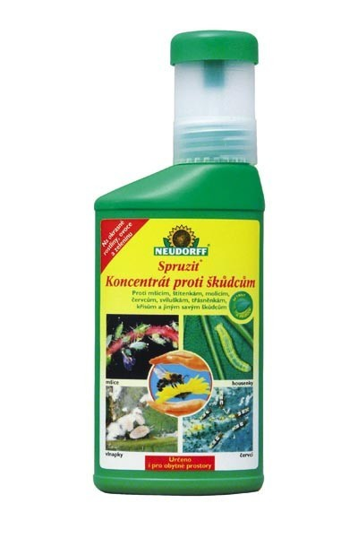 Spruzit Pest Free 250ml - koncentrát biologický insekticid