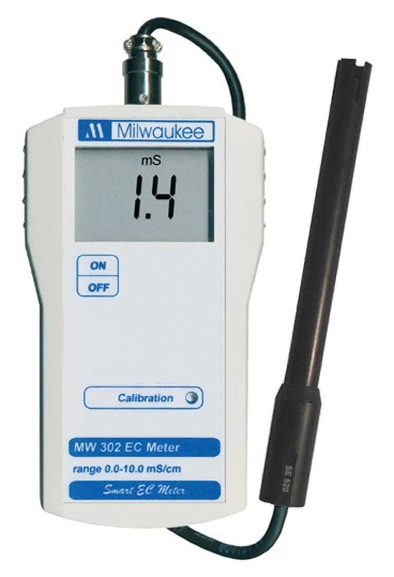 Milwaukee MW302, EC metr přenosný s externí elektrodou