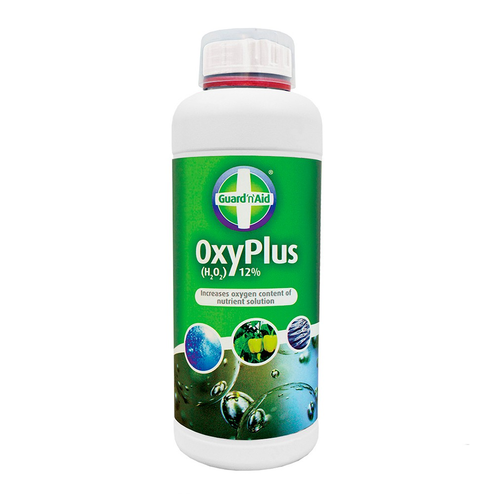 GUARD'N'AID (Essentials) OxyPlus (H₂O₂) 12% 1L
