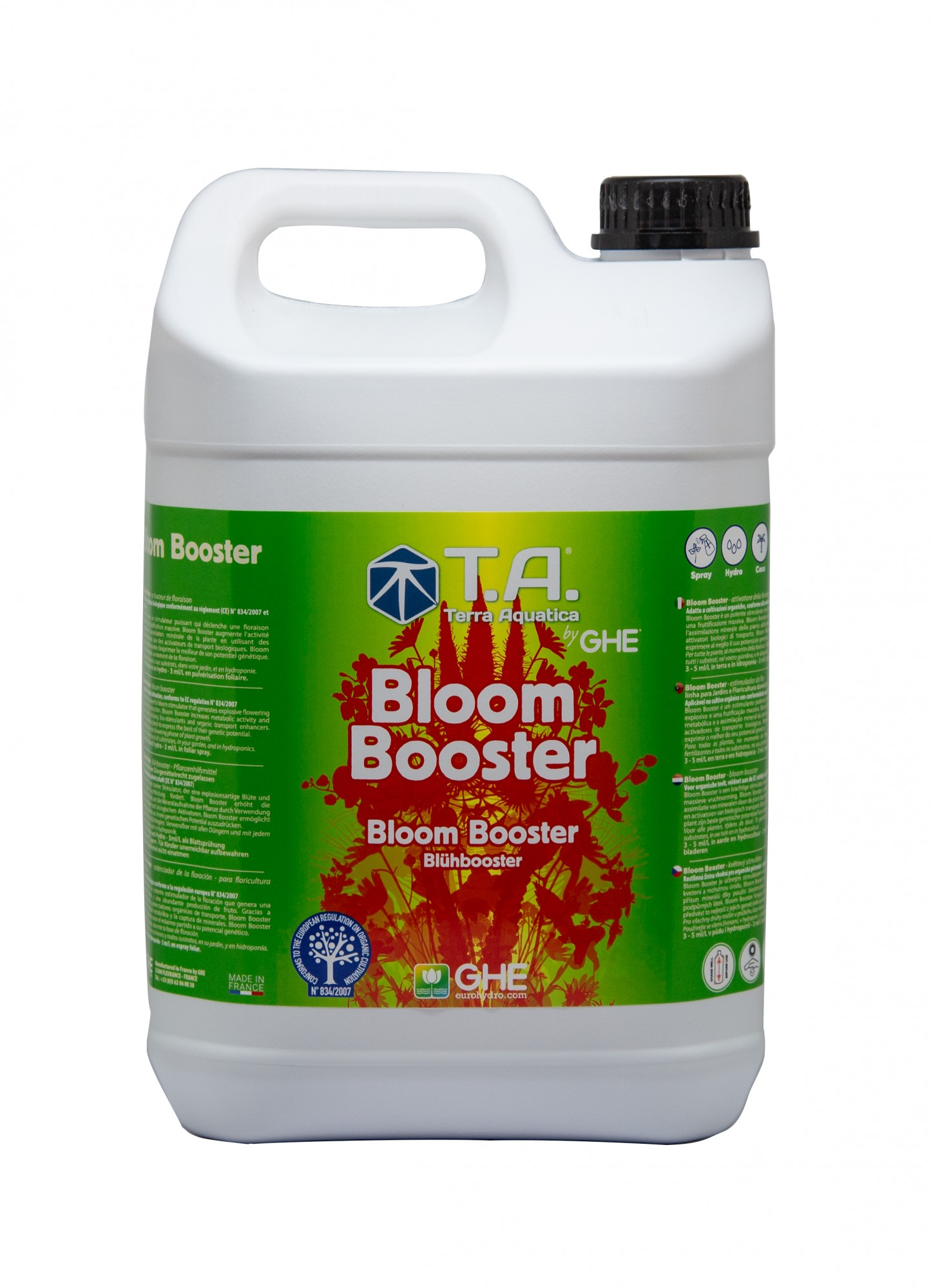 GHE GO Bio Bud 10L (Bloom Booster)