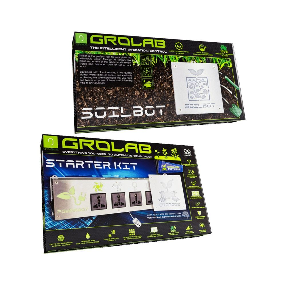 GroLab Soil Kit