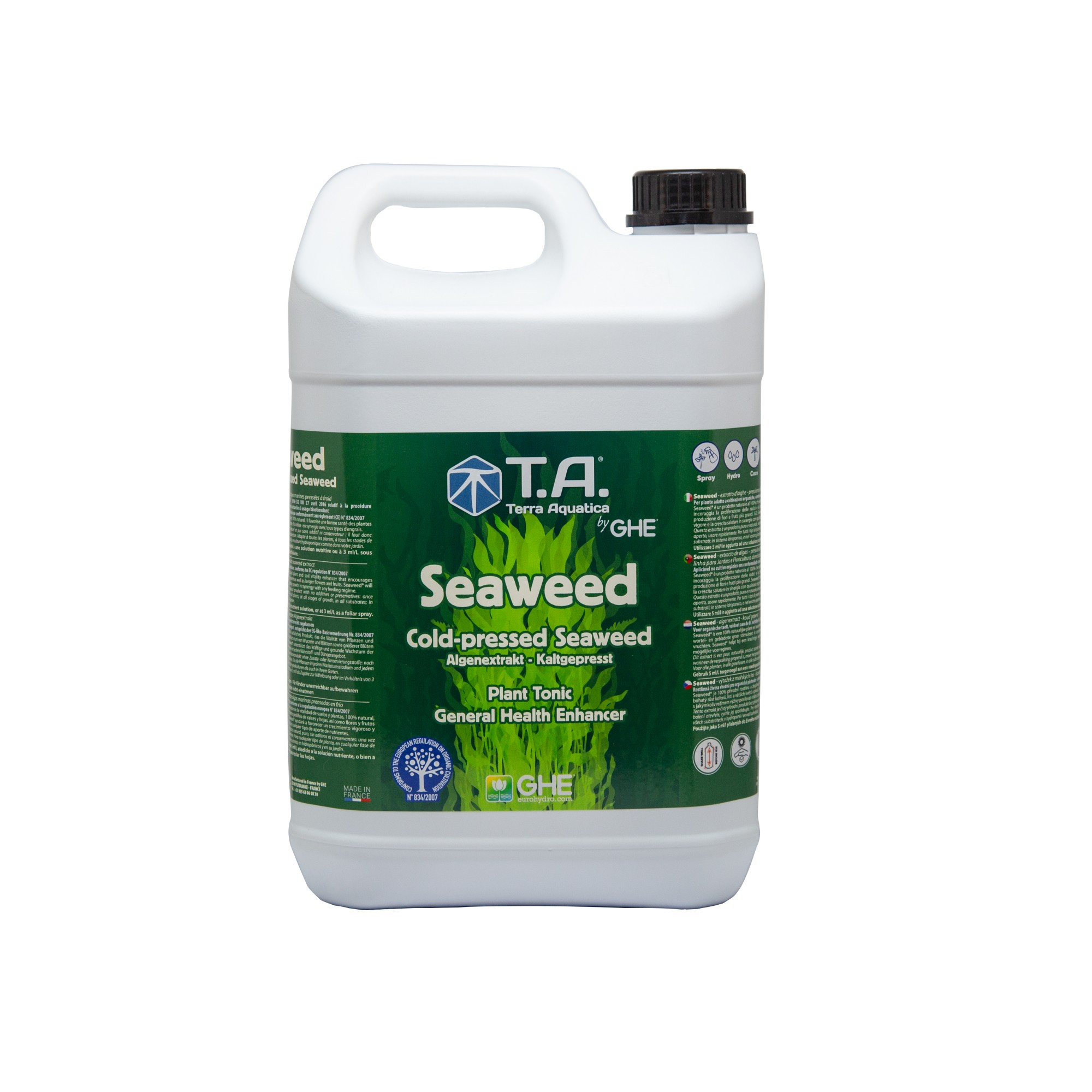 GHE GO Bio Weed 60L (Seaweed)