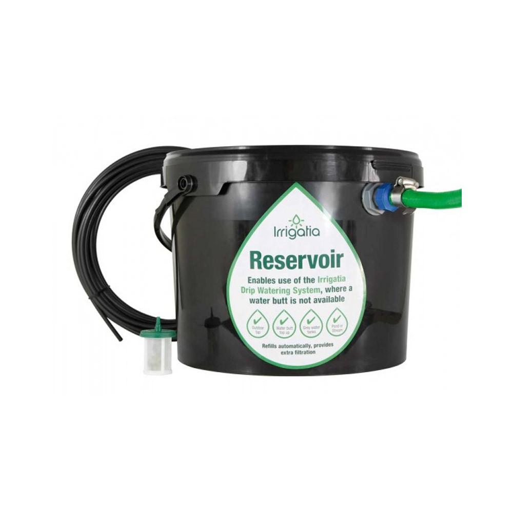 Irrigatia automatická nádrž na vodu