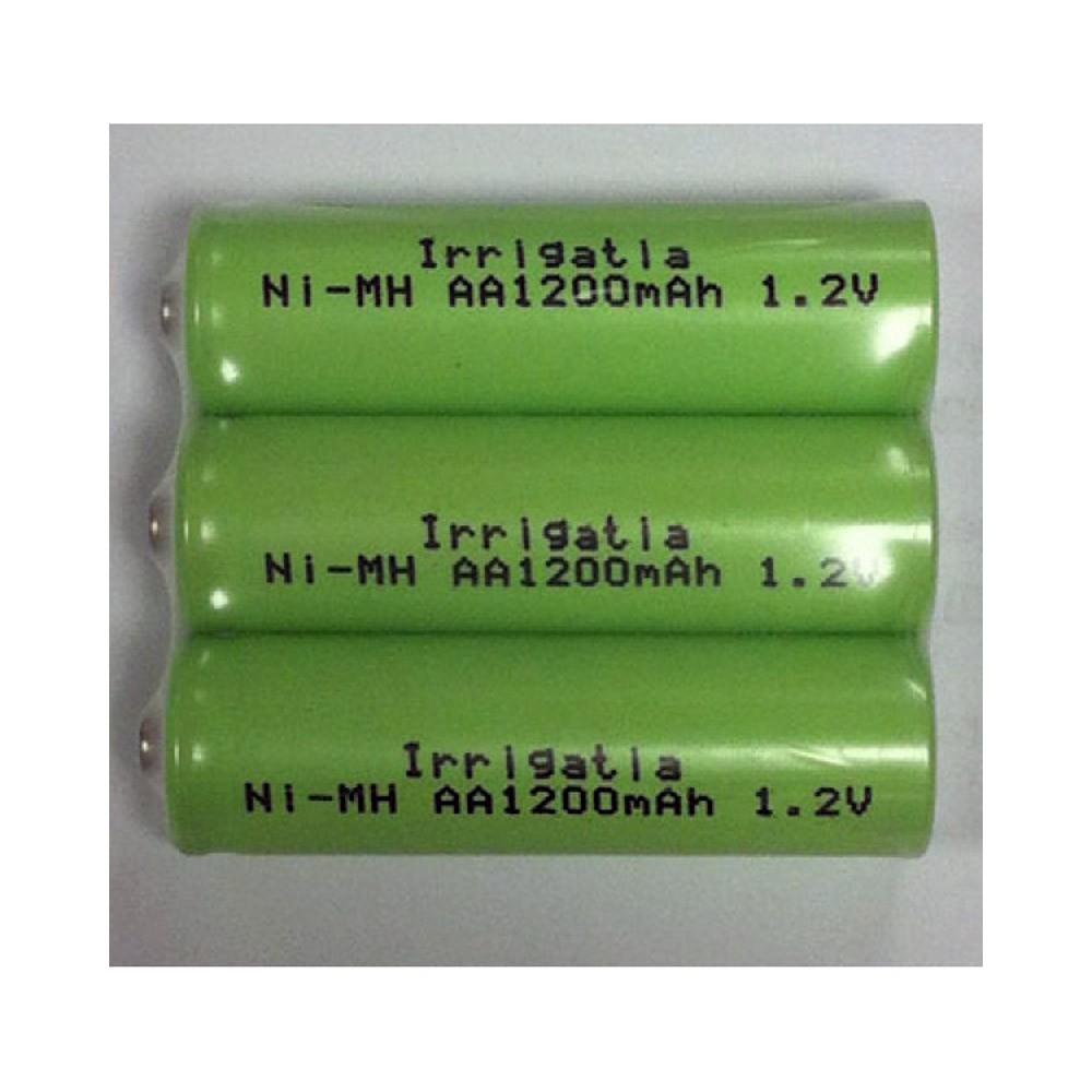 Irrigatia - náhradní nabíjecí baterie (3ks)