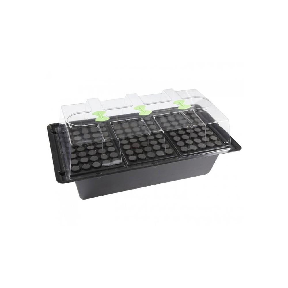Řízkovnice X-Stream pro 120 rostlin - bez vytápění