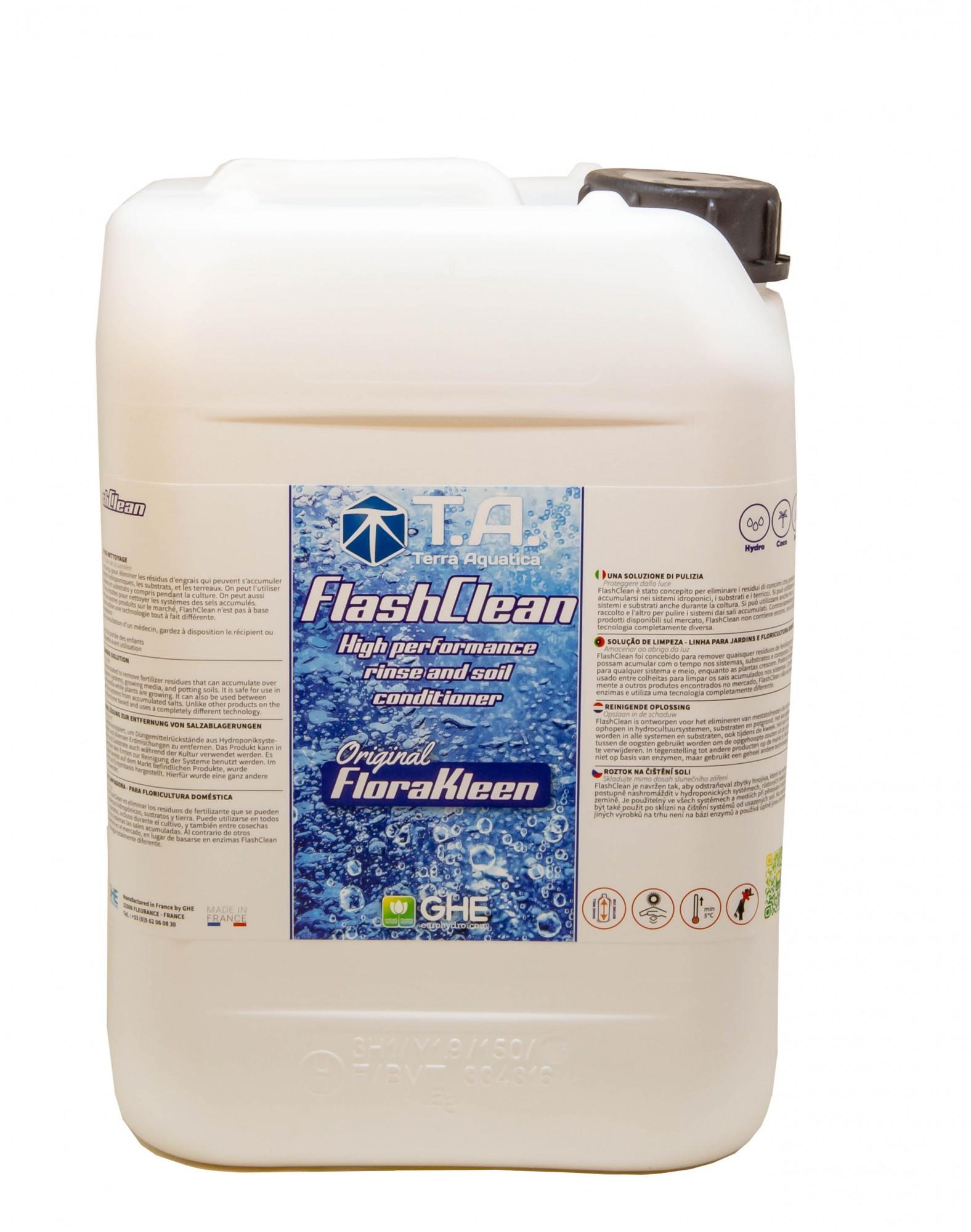 GHE FloraKleen 10L (FlashClean)