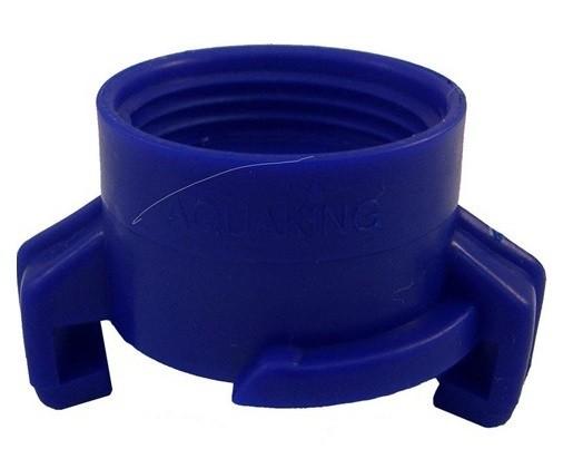 """Aquaking Rychlospojka modrá 1"""" vnitřní závit"""