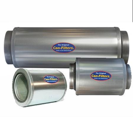 CAN Silencer 50cm / Ø50cm / příruba 315mm, tlumič hluku