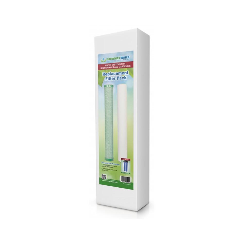 GrowMax Water sada 2 náhradních filtrů pro Garden Grow 480 L/H