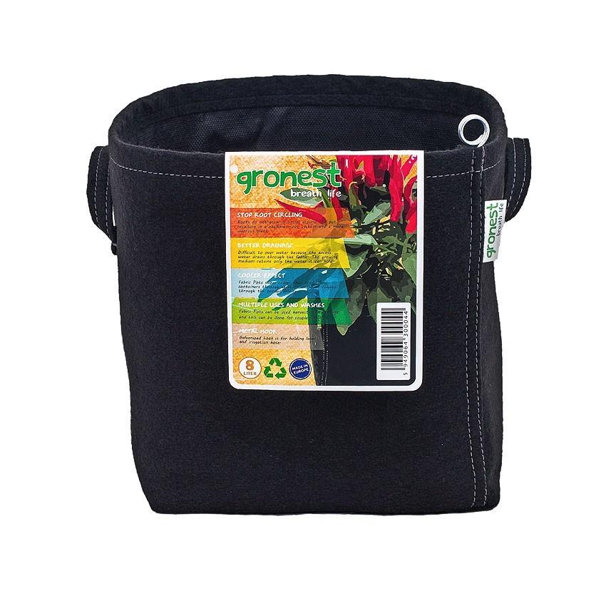 Gronest textilní květináč 380l - Aqua Breathe