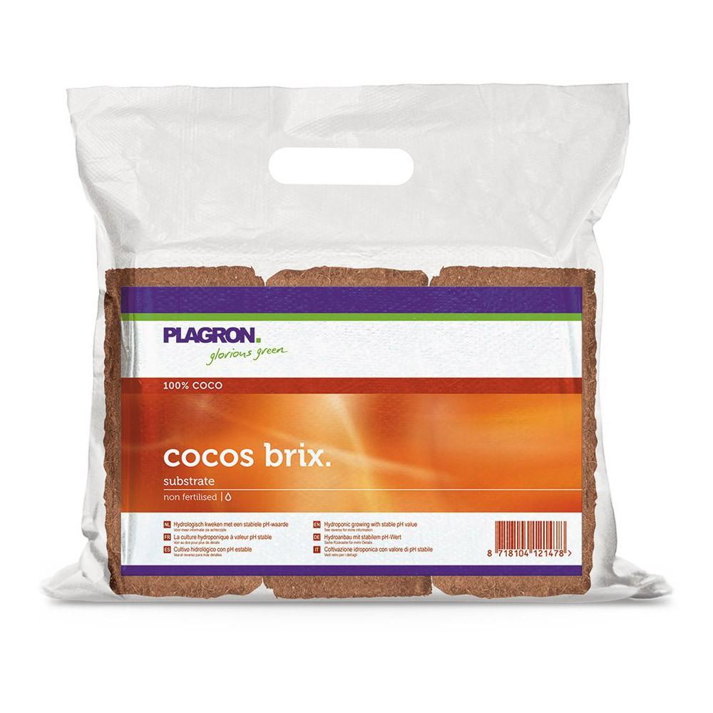 Plagron Cocos Brix 6ks - 6x9l