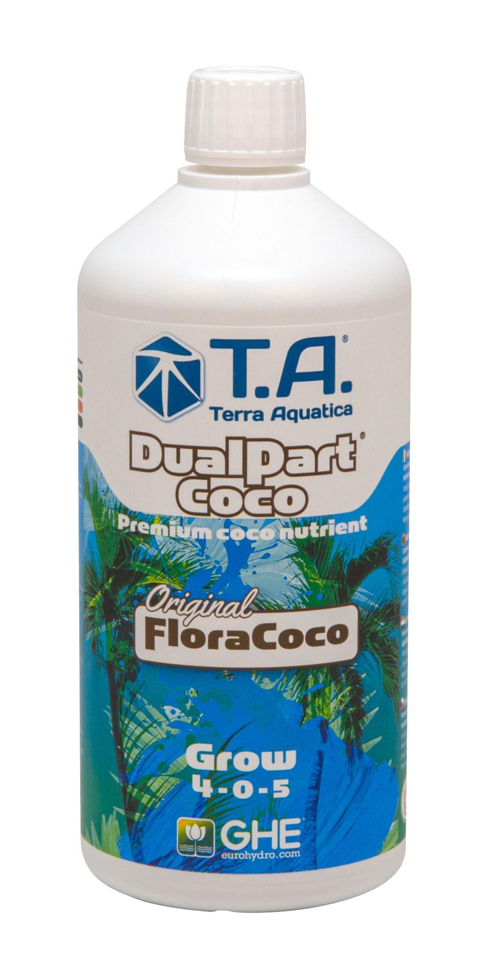 GHE FloraCoco Grow 1L (DualPart Coco Grow)
