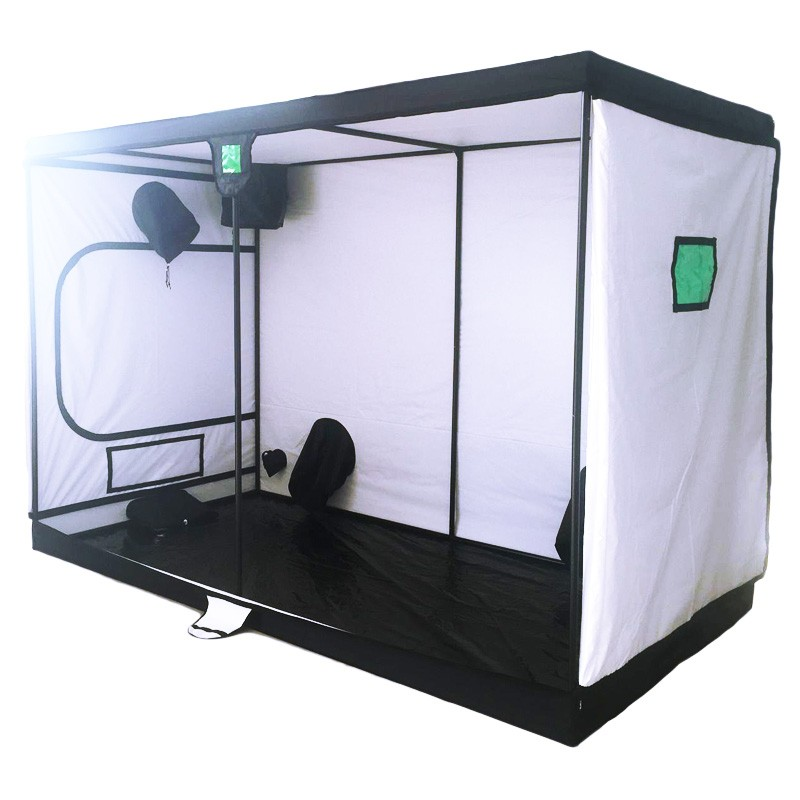 BudBox PRO XXL+ 150x300x220 bílý - pěstební stan