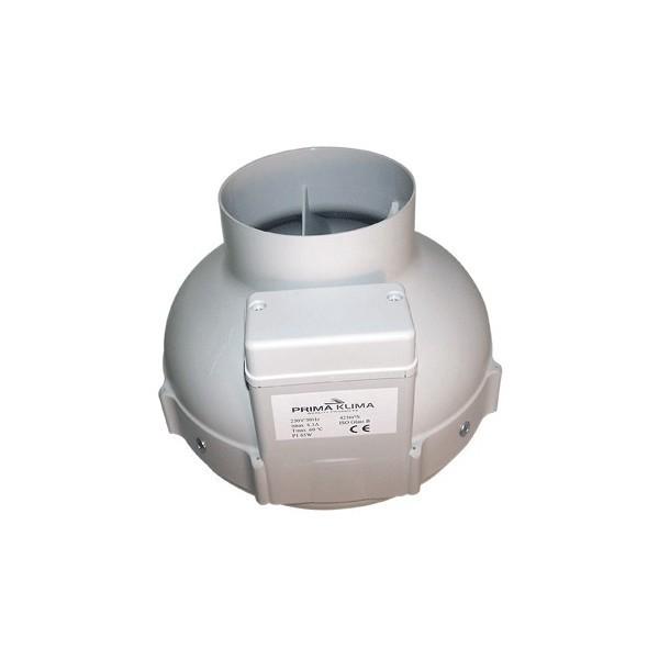 Ventilátor Prima Klima 100mm, 280m³/h - 1-rychlostní