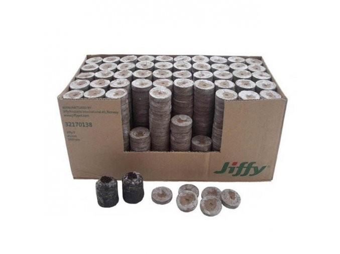 Sadbovací tableta jiffy 7 - 41mm, 1000ks